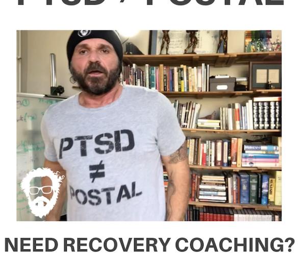 PTSD DOES NOT EQUAL POSTAL Washington DC